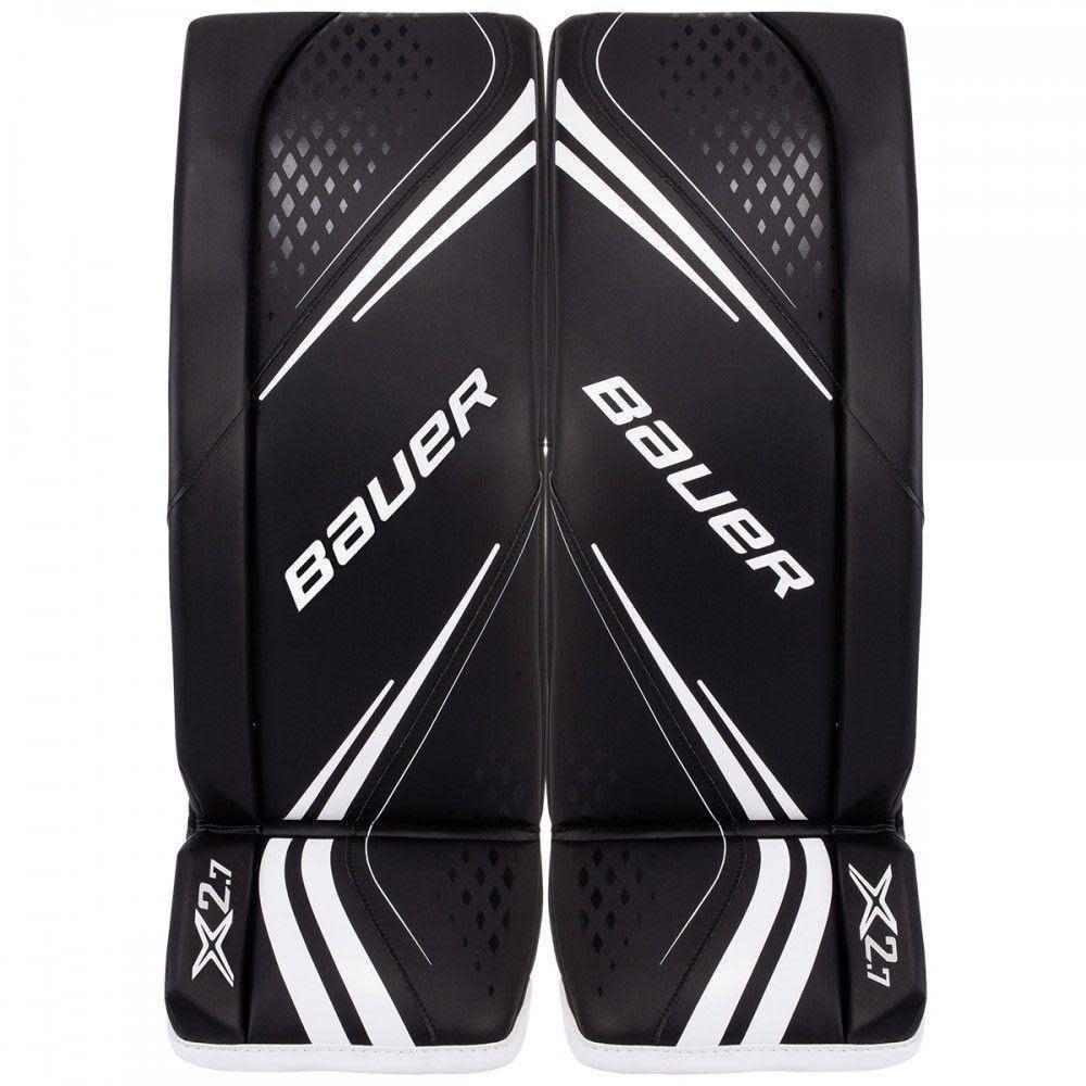 Bauer Hockey 2019 BAUER GP VAPOR X2.7 JR GOAL PADS