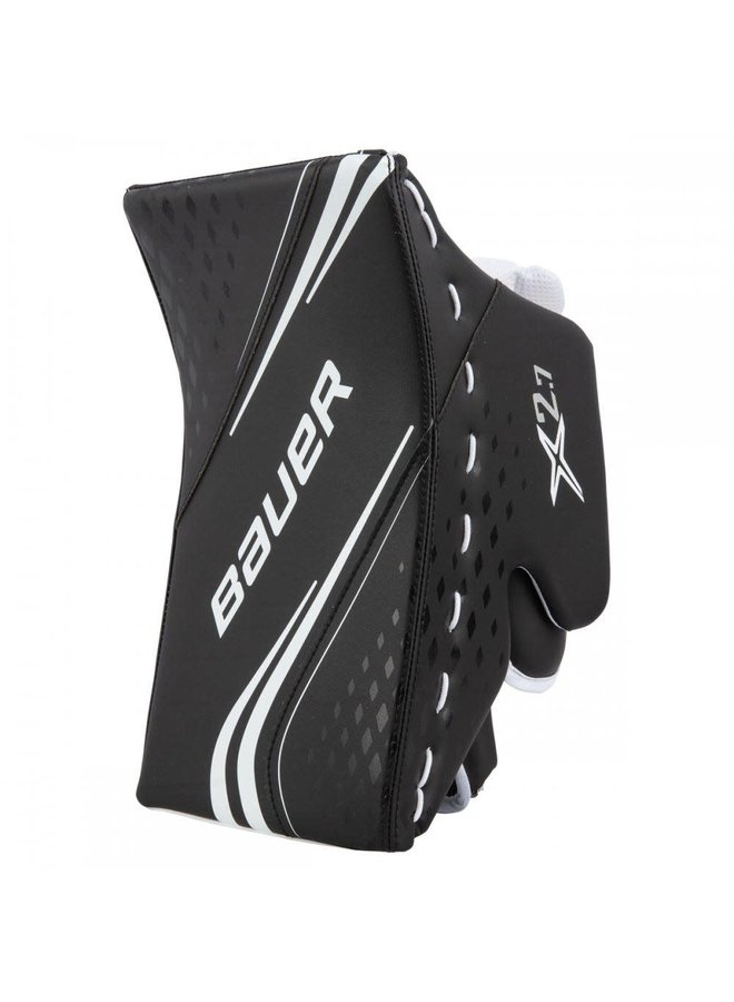 2019 BAUER GB VAPOR X2.7 JR BLOCKER