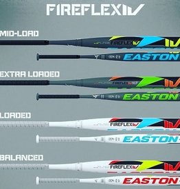 Easton 2020 EASTON FIRE FLEX IV (4) USSSA Slowpitch Softball Bats