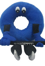 RingJet ROXIE RING MASCOT BLUE PLUSH
