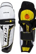 CCM Hockey 2019 CCM SG SUPER TACKS AS1 SENIOR SHIN PADS