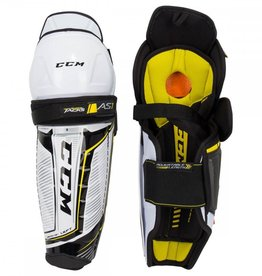 CCM Hockey 2019 CCM SG SUPER TACKS AS1 SENIOR SHIN PADS
