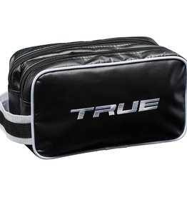 True TRUE TOILETRY / ACCESSORY BAG BLACK