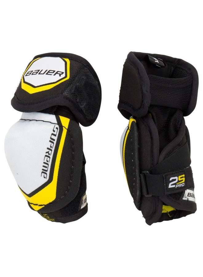 2019 BAUER EP SUPREME 2S PRO YTH ELBOW PADS