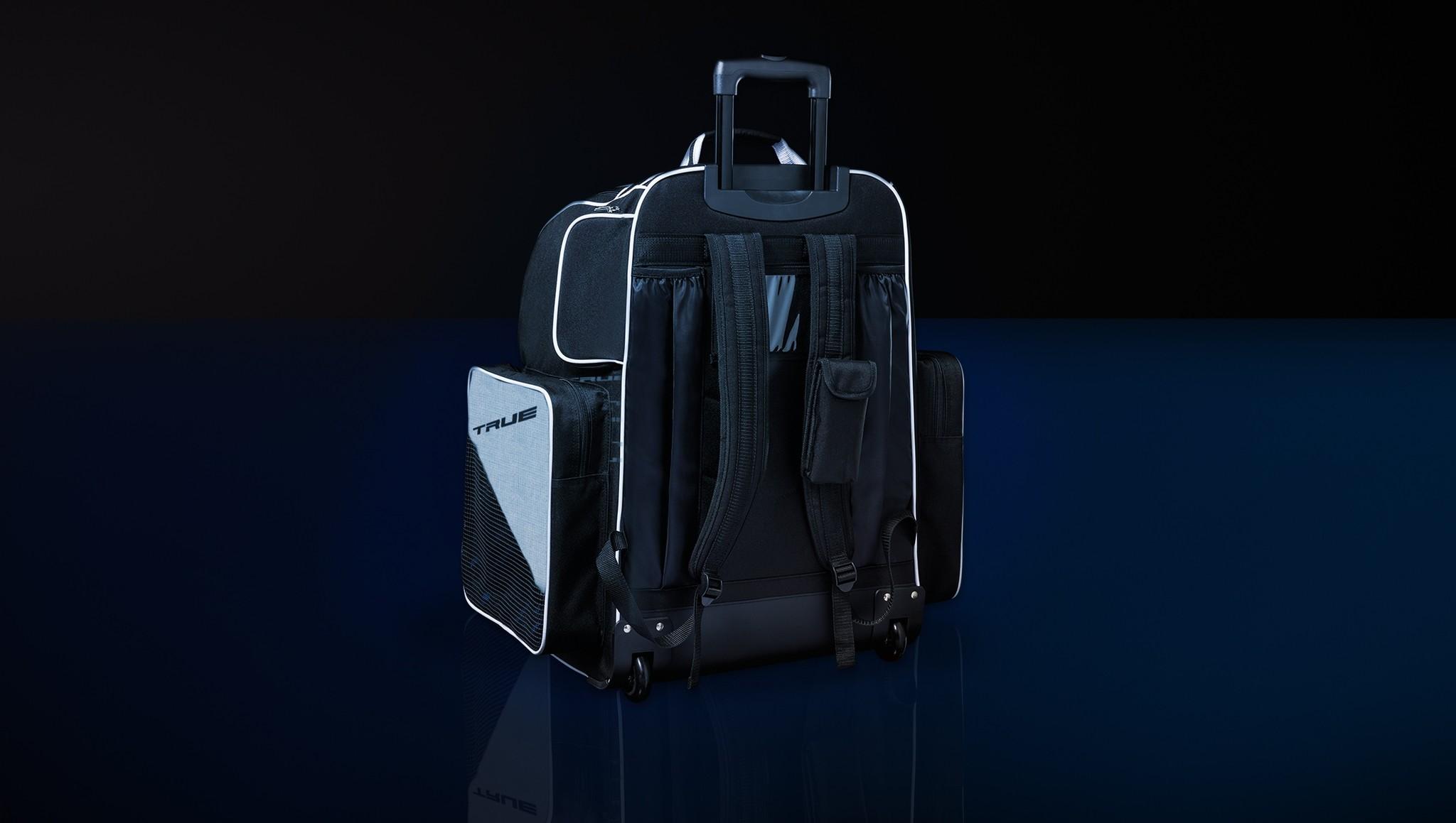 True TRUE ROLLER BACKPACK BAGS