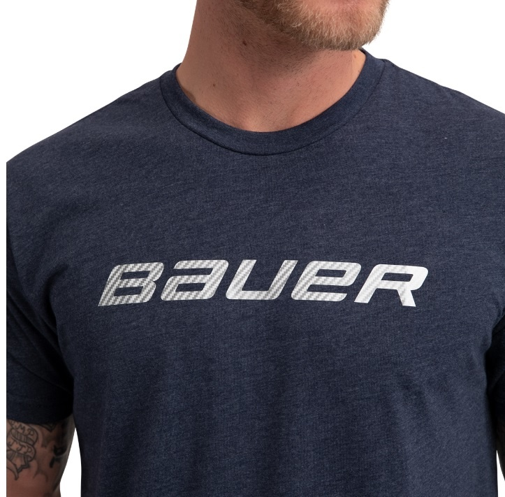Bauer Hockey BAUER CORE SS CREW  T-SHIRT W/GRAPHIC
