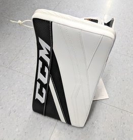 CCM Hockey CCM GB EFLEX 3 PRO BLOCKER WHITE/BLACK