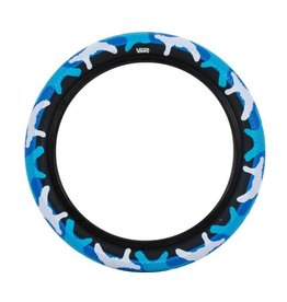 Cult CULT VANS TIRE - Blue Camo tread / Blk sidewall 2.40""