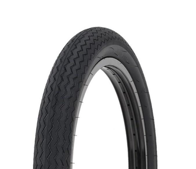 "Subrosa Subrosa Tire - Sawtooth - 20x2.35"" - Black / Black Sidewall"