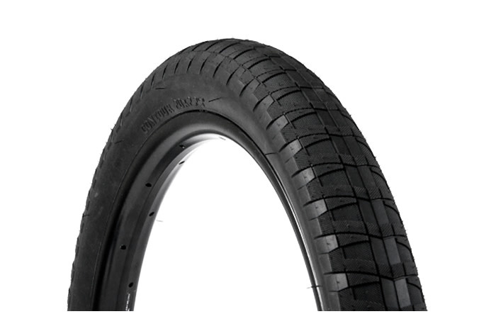 "SALT SALT CONTOUR TIRE 20"" X 2.35"" BLACK"