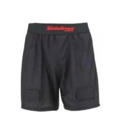 Sidelines SIDELINES MESH SHORT WITH CUP JUNIOR