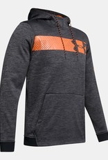 Under Armour UNDER ARMOUR MENS AF BAR LOGO HOODIE