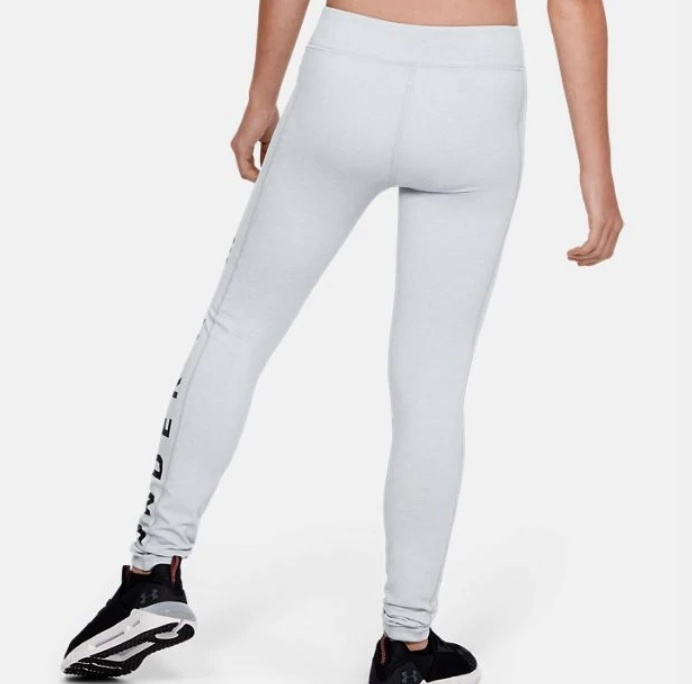 Under Armour UNDER ARMOUR GIRLS HG SPORTSTYLE BRANDED LEGGING