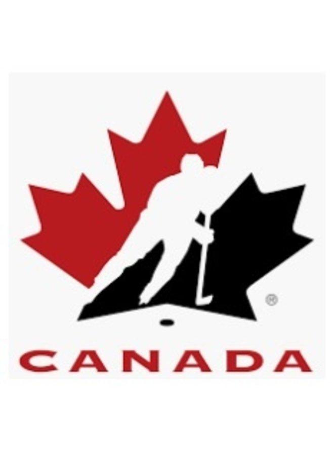 HOCKEY CANADA METAL HOCKEY SHOOTING TARGET
