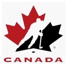 Team Canada HOCKEY CANADA METAL HOCKEY SHOOTING TARGET