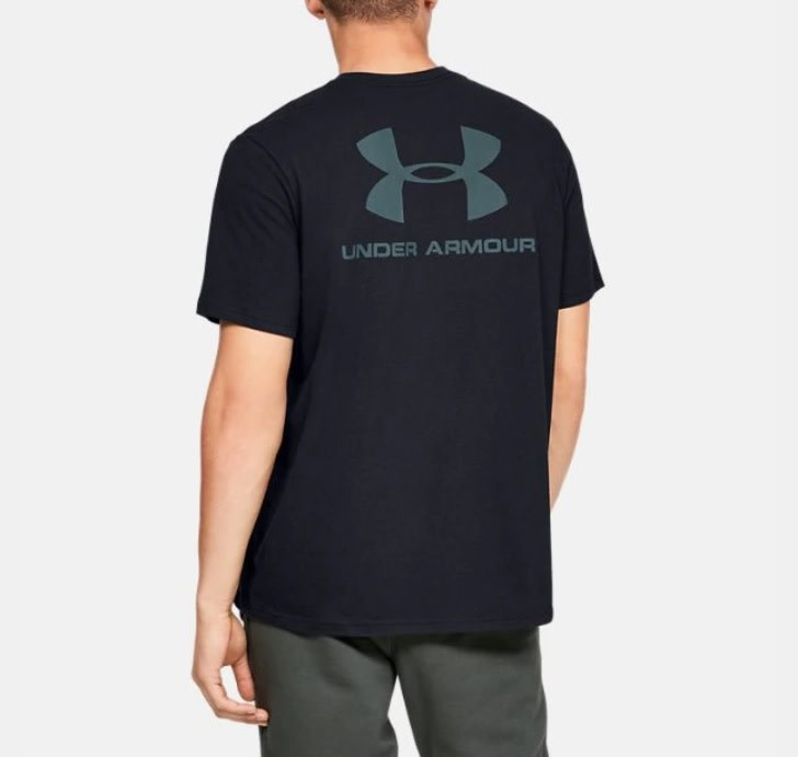 Under Armour UNDER ARMOUR SPORTSTYLE LC BACK TEE