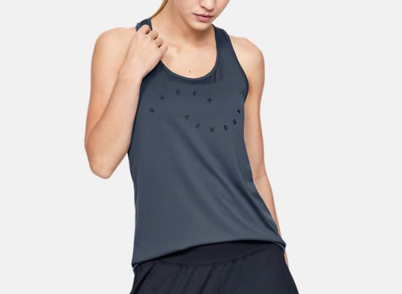 Under Armour UNDER ARMOUR WOMENS TECH TANK GRAPHIC