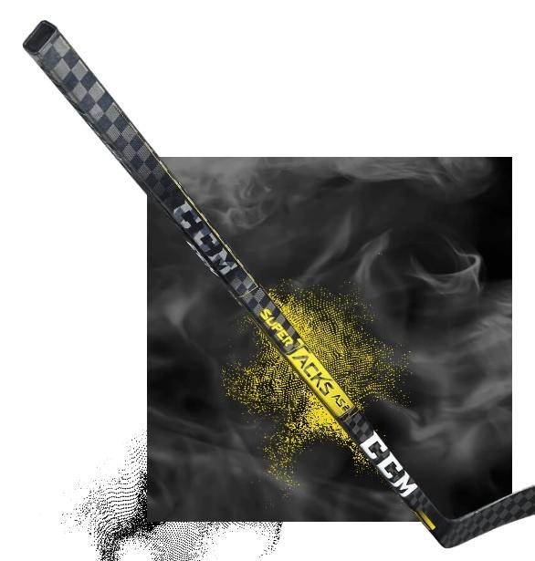 CCM Hockey 2019 CCM STK SUPER TACKS AS2 PRO JR