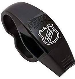 Fox 40 FOX 40 NHL CAUL FINGERGRIP REFEREE WHISTLE - BLK