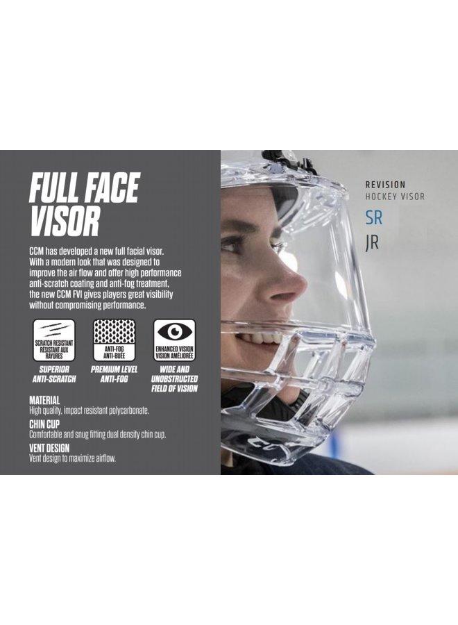 2019 CCM FULL VISOR FV1