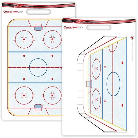 Fox 40 FOX 40 HOCKEY SMARTCOACH PRO COACHING BOARD 12 X 19
