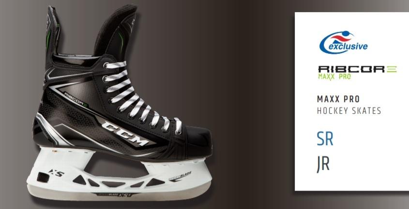 CCM Hockey 2019 CCM SK RIBCOR MAXX PRO JUNIOR