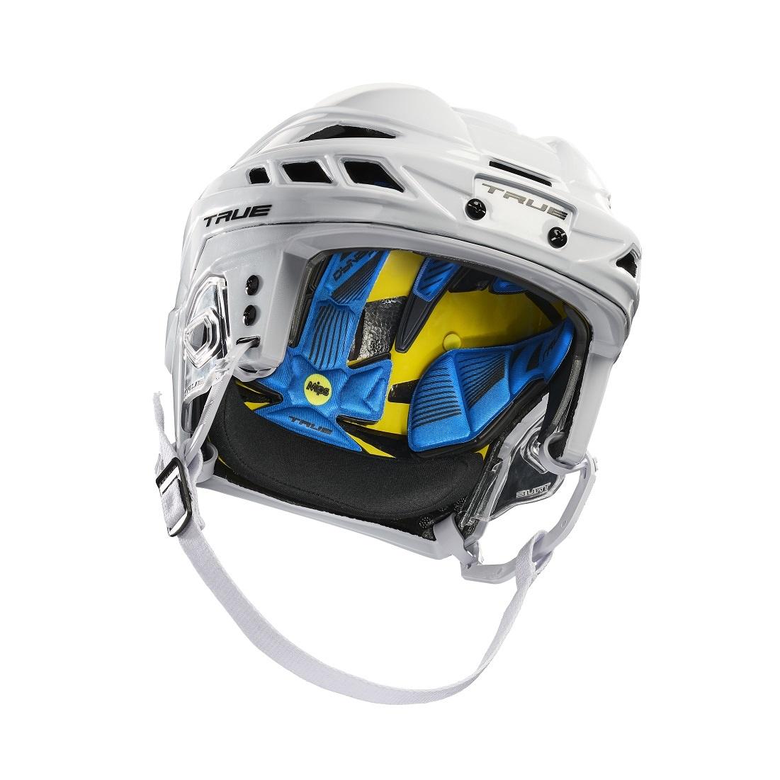 true helmet white