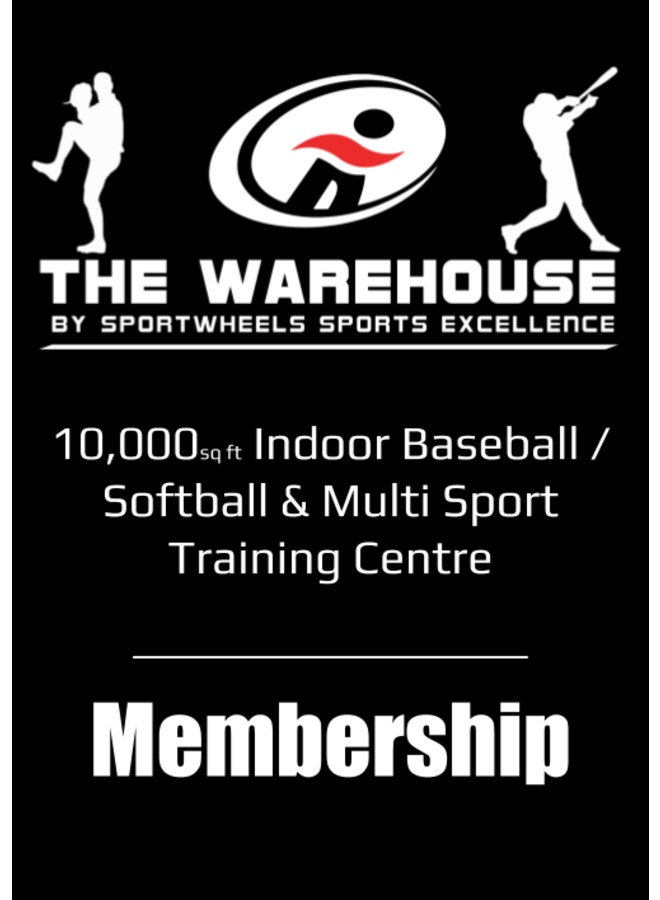 Warehouse Membership (12 mths)