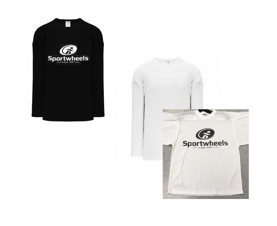 Athletic Knit SPORTWHEELS PRACTICE JERSEYS