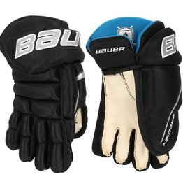 "Bauer Hockey BAUER HG PRODIGY YOUTH GLOVES 9"" Black"