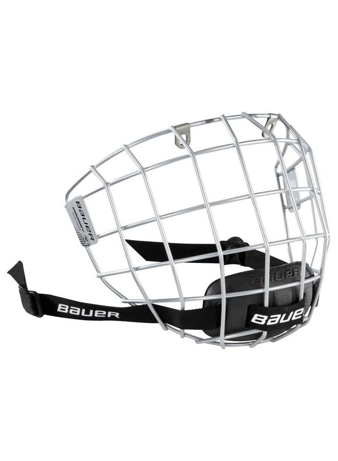 BAUER PRODIGY HELMET CAGE YOUTH - SILVER