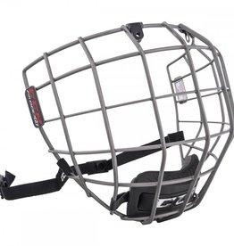CCM Hockey CCM FM680 SR FACEMASK Cage Gunmetal Lrg