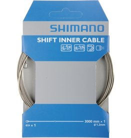 Shimano SHIFT INNER CABLE STAINLESS 3000MM 1.2MM EACH
