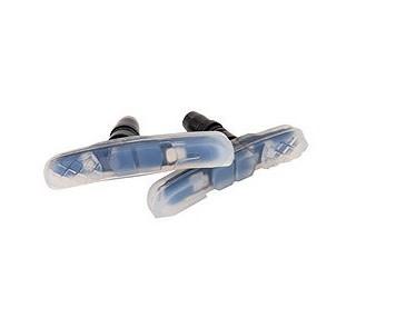 Vocal Vocal Screech brake pads - clear black