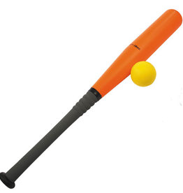 "360 Athletics 360 ULTRA SOFT SAFE BAT 27"" W/ball"