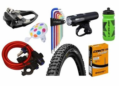 CLEARANCE - Bicycle Accessories