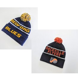 Elite ASSOCIATION ELITE KNIT TOQUE WITH POM