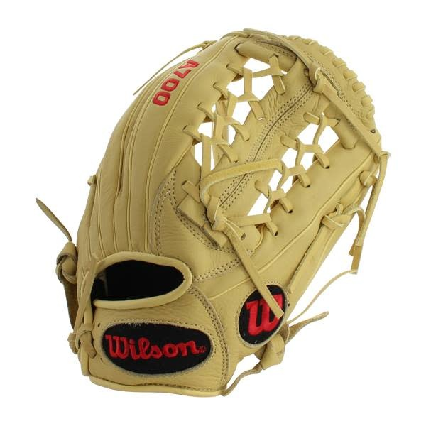 Wilson 2020 WILSON A700 BASEBALL GLOVES BLONDE
