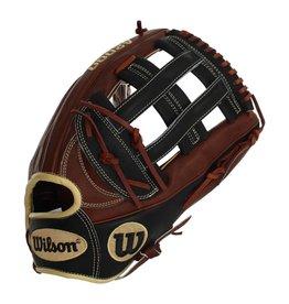 """Wilson 2020 WILSON A2000 1799 BBG WALNUT/BLK 12.75"""" LHT"""