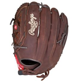 "Rawlings RAWLINGS PLAYER PREFERRED GLOVE SR SLO-PITCH GLOVE 14"" LHT"