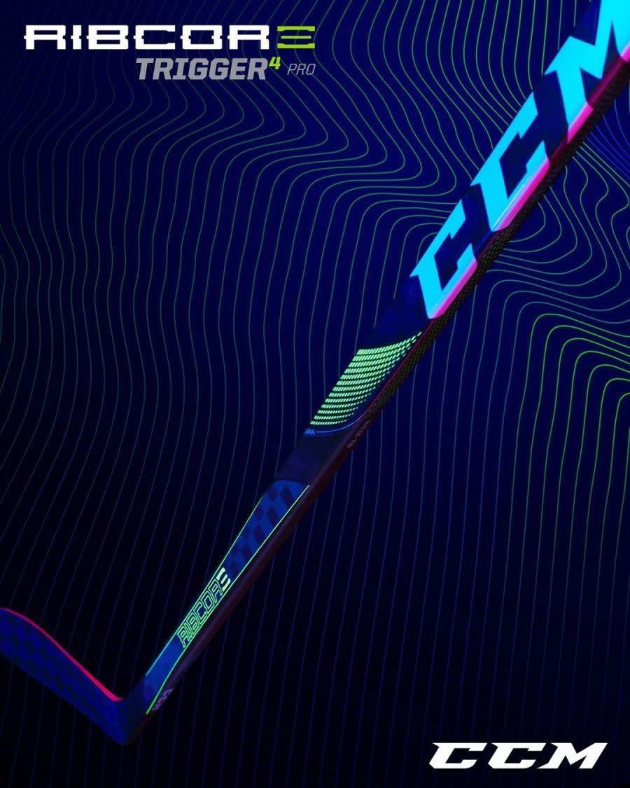 CCM Hockey 2019 CCM STK RIBCORE TRIGGER 4 PRO SENIOR