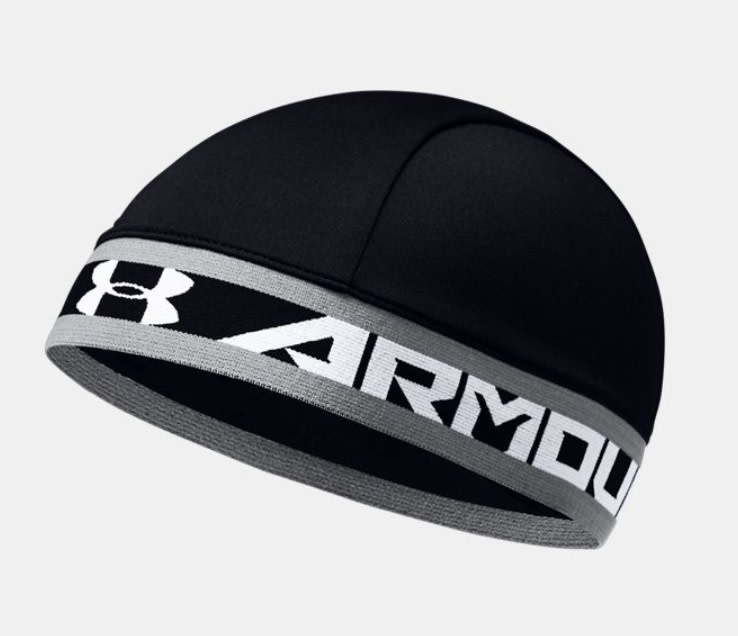 Under Armour UNDER ARMOUR ORIGINAL SKULL CAP BLACK
