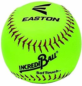 "Easton EASTON 12"" NEON SOFTTOUCH INCREDIBALL"