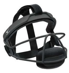 Mizuno MIZUNO WIRE FIELDERS MASK - BLACK - S/M