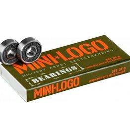 Mini Logo Mini Logo Bearings - 1 pack of 8 bearings
