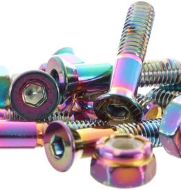 PIG Pig Hardware set - Prime Bolts - Holographic - 1""