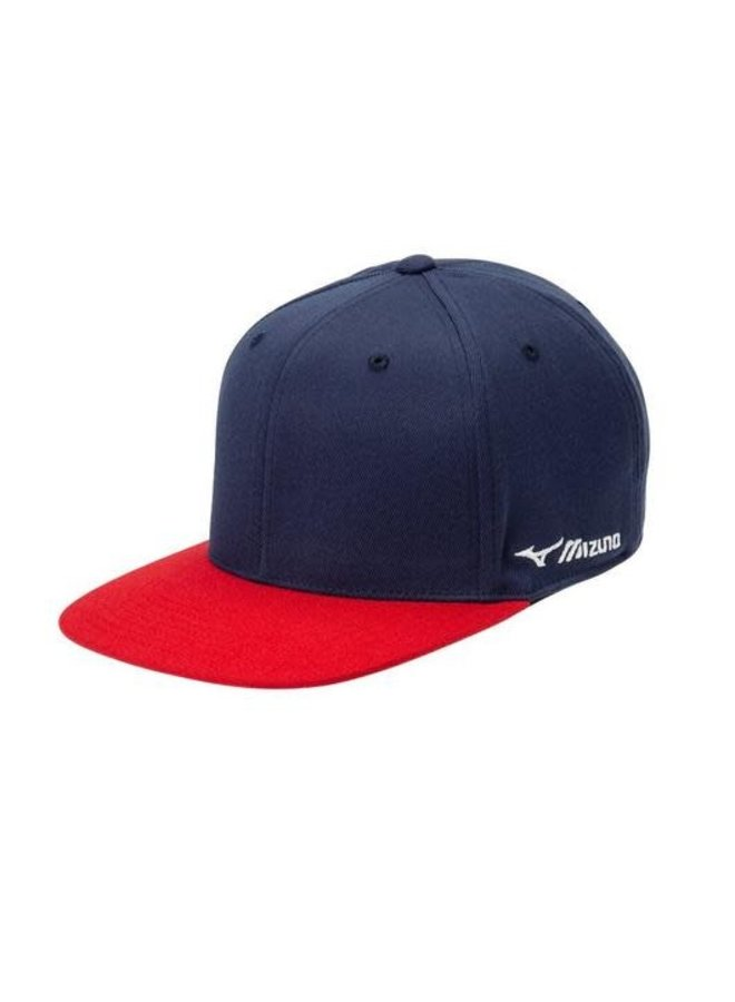 MIZUNO TEAM SNAPBACK HATS