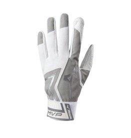 Mizuno MIZUNO MVP ADULT BASEBALL BATTING GLOVES