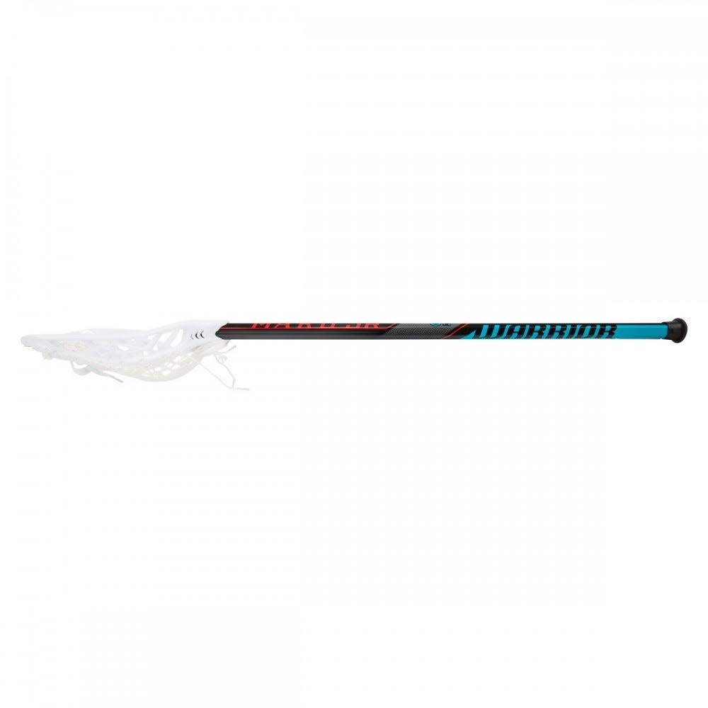 Warrior WARRIOR MAKO JR COMPLETE STICK JR LACROSSE STICK
