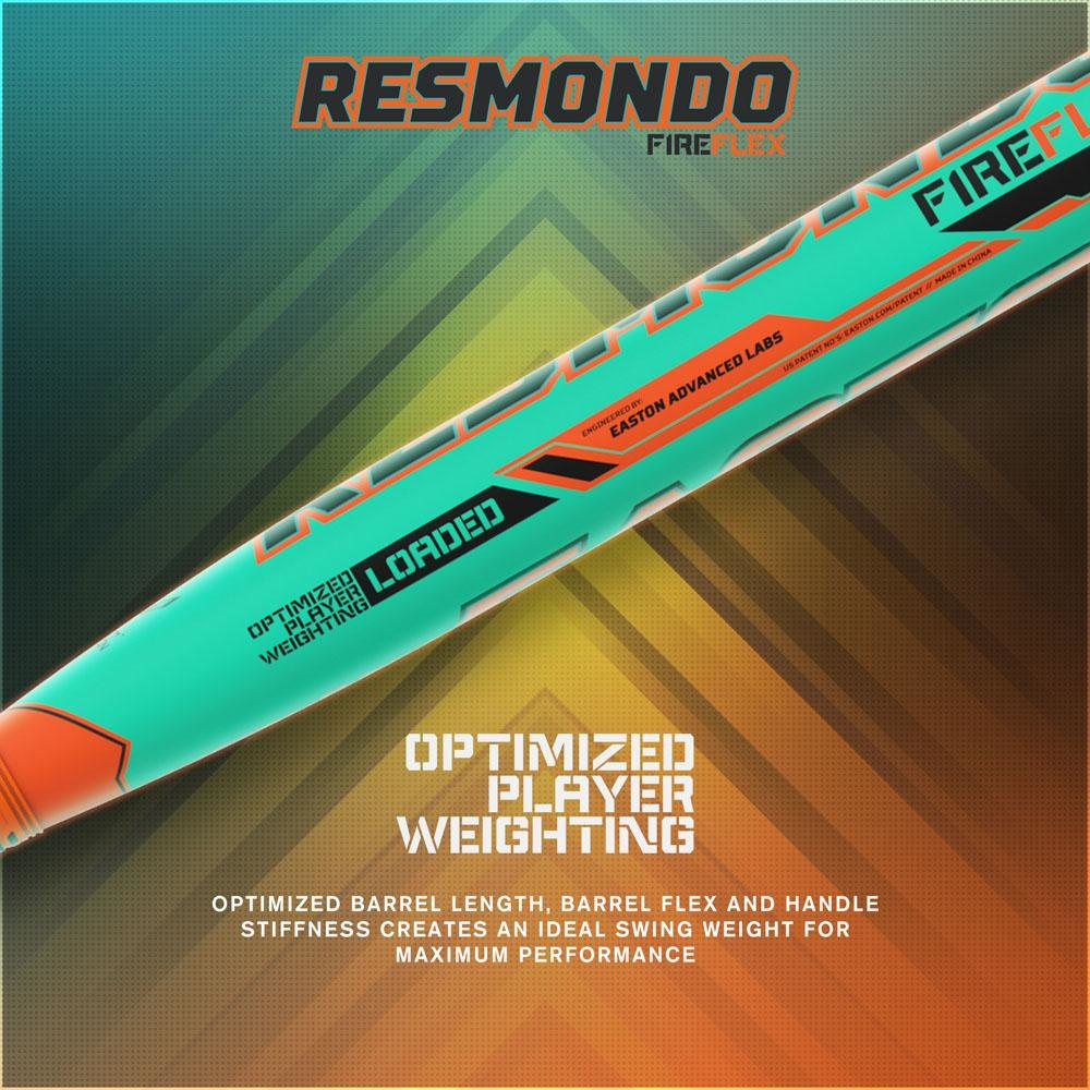 Easton 2020 EASTON RESMONDO FIREFLEX 12.75 SOFTBALL BAT